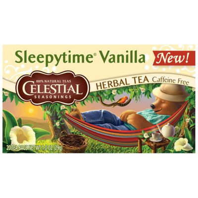 Celestial Seasonings Sleepytime Vanilla Herbal Tea