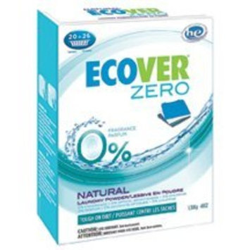 Ecover Laundry Powder, Fragrance Free 48 oz. (Pack of 6)