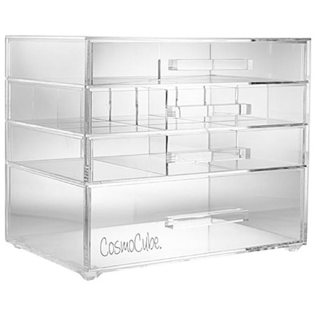 CosmoCube CosmoCube Posh Makeup Organizer 10H x 12W x 8D