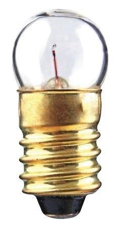 LUMAPRO 2FMC3 Mini Lamp, 14, 0.741W, G3 1/2, 2.5V, PK10
