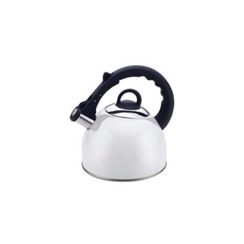 FNTINC Fntinc 50422 2. 5Qt Color Tea Kettle - White