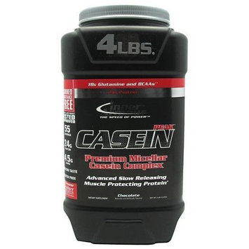 Inner Armour Black - Casein Peak Protein Powder Chocolate - 4 lbs.