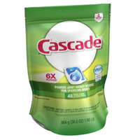 Cascade 2-in-1 ActionPacs with Dawn Dishwasher Detergent