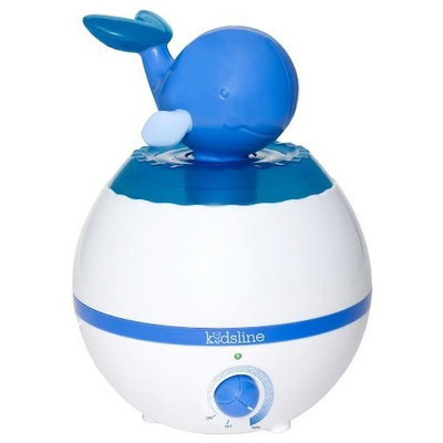 Kidsline Kids Line Ultrasonic Cool Mist Humidifier, Whale (Discontinued by Manufacturer)