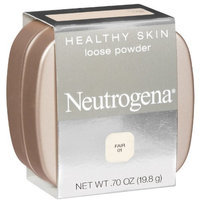 Neutrogena Healthy Skin Loose Powder, Fair 01, 0.70 Ounce (19.8 g)