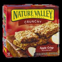 Nature Valley Crunchy Apple Crisp Granola Bars - 6 CT
