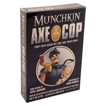 Munchkin MUNCHKIN Axe Cop Steve Jackson Card Game