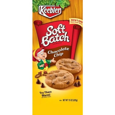 Keebler Streiped Shortbread Soft Batch (Pack of 12)