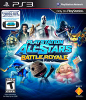 Superbot Entertainment PlayStation All-Stars Battle Royale