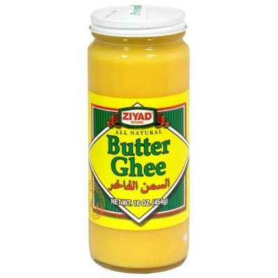 Ziyad All Natural Butter Ghee 16 Oz