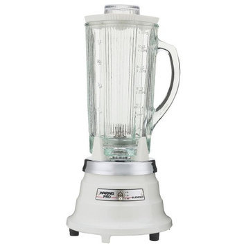 Conair Waring PBB201 White Professional Bar Blender (Refurbished)