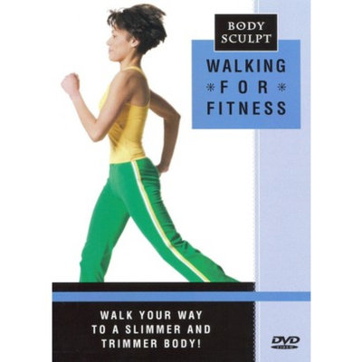 Body Sculpt: Walking for Fitness - Dolby - DVD