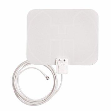 Winegard FL-4000 FlatWave Mini Razor Thin HDTV Digital Indoor Antenna, 1 ea