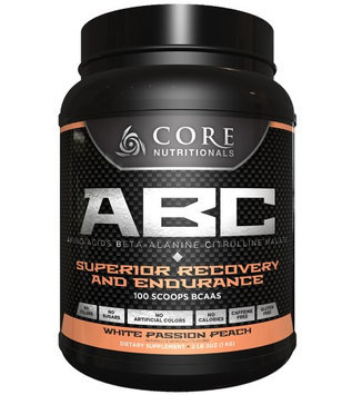 Core Nutritionals Core ABC -White Passion Peach