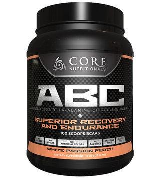 Core Nutritionals Core ABC -White Passion Peach