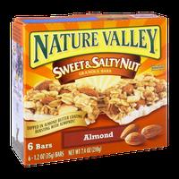 Nature Valley Sweet & Salty Nut Granola Bars Almond