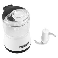 KitchenAid 3.5 Cup Food Chopper - White