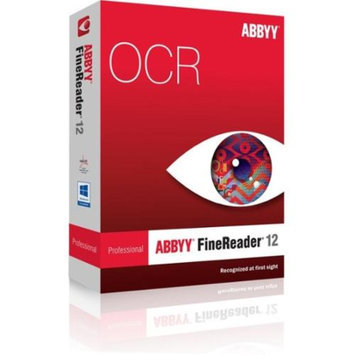 ABBYY USA SOFTWARE HOUSE INC FRPUW12B UPG FINEREADER 12 PRO BOX