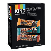 KIND Nuts & Spices Variety Pack, 12 ea