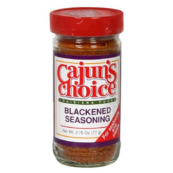 Cajun Choice Cajun's Choice Blackened Seasoning, 2.75-Ounce Packages (Pack of 12)