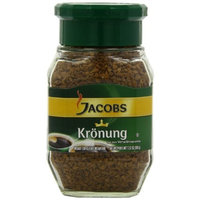 Jacob's Coffee Jacobs Kronung Instant, 3.52-Ounce (Pack of 3)