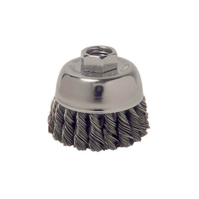 ATD Tools 8233 2-3/4 Knot-Style Cup Brush