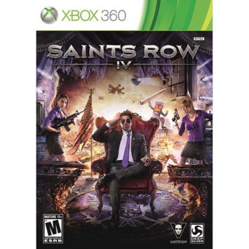 Thq Saints Row 4 (Xbox 360) - Pre-Owned