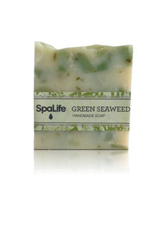 Msl-soap2-gs Spa Life Hand-made Green Seaweed Soap (Pack of 2)