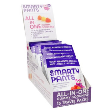 SmartyPants Adult Complete + Fiber Travel Packs