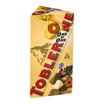 Toblerone One by One Variety Pack
