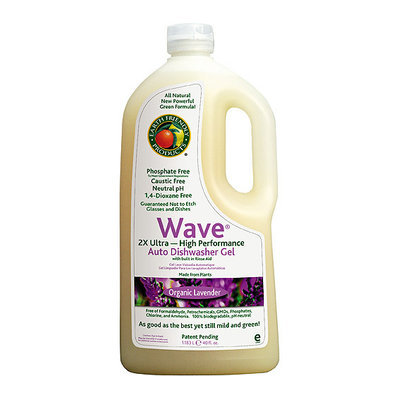 Earth Friendly Products Wave Auto-Dish Gel Lavender 40 fl oz