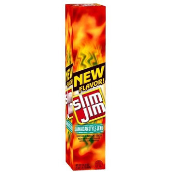 Slim Jim Giant Meat Jamaican Jerk Stick