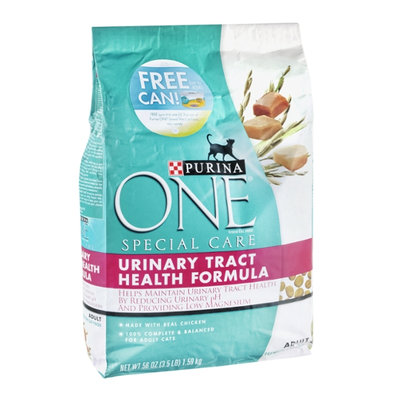 Purina One Special Care Urinary Tract Health Formula Adult Cat Food