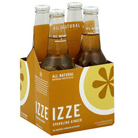 IZZE Ginger Sparkling Beverage