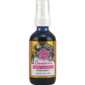 Flower Essence Benediction Flower Oil 2 fl oz
