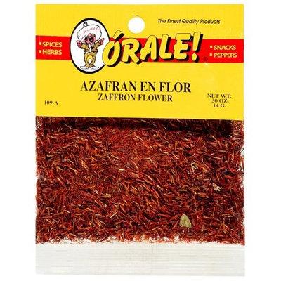 Orale Zaffron Flower, .5 oz