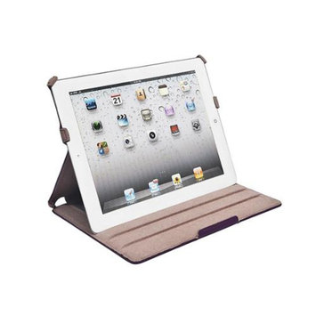 Monoprice Duo Case and Stand for iPad Air™ - Plum