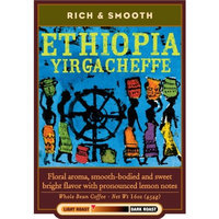 TheCoffee Bean & Tea Leaf Ethiopian, Whole Bean Coffee, 2 Pounds