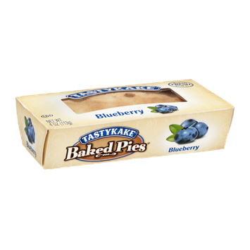 Tastykake Baked Pies Blueberry