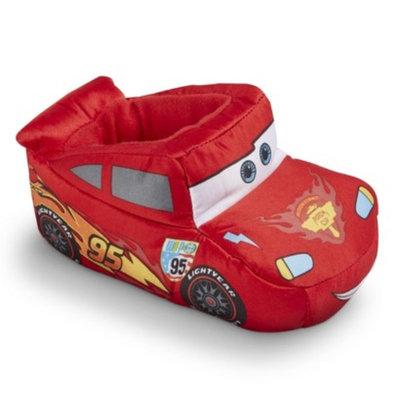 Toddler Boy's Disney Cars Bootie - Red XLRG