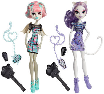 Recaro North Ghoul Talk 2-Pack Dolls Kmart Exclusive