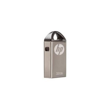 PNY P-FD32GHP221-GE Pny Technologies The Hp V221w Is The Ultimate Micro-sized Capless Metal Usb Flash Drive. The Mini