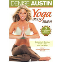 Lions Gate Entertainment Denise Austin: Yoga Body Burn - Fullscreen - DVD