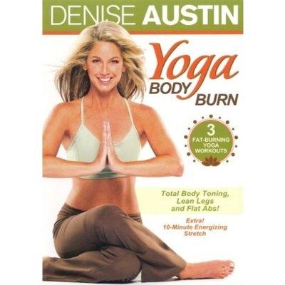 Lions Gate Entertainment Denise Austin: Yoga Body Burn - Fullscreen - DVD