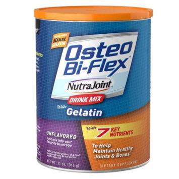 Osteo Bi-Flex Knox NutraJoint with Gelatin Drink Mix