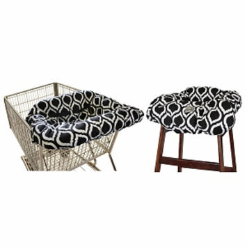 Itzy Ritzy Sitzy Shopping Cart & High Chair Cover, Moroccan Nights, 1 ea