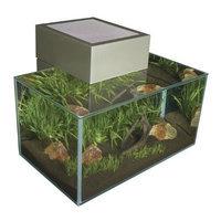 Hagen Fluval Edge Aquarium Set, Pewter, 6-Gallon