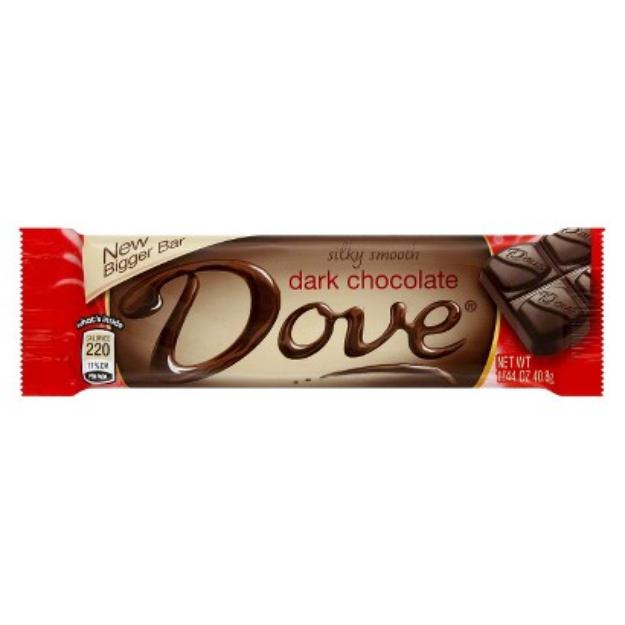 Dove Chocolate Dove Dark Chocolate Candy Bar 1.3 oz
