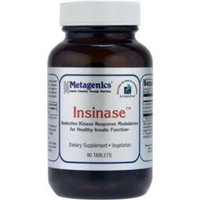 Metagenics Insinase Tablets, 90 Count
