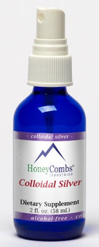 HoneyCombs Colloidal Silver Alcohol Extract (Liquid)